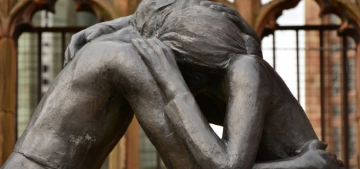 reconciliation by Josefina de Vasconcellos at Coventry Cathedral small
