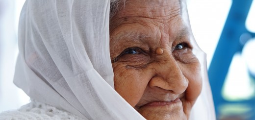 Older Indian Woman